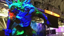 PAX East 2014 Evolve Monster Statue.jpg