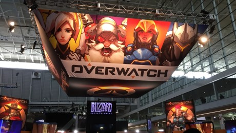 PAX East Day 1 Overwatch Banner